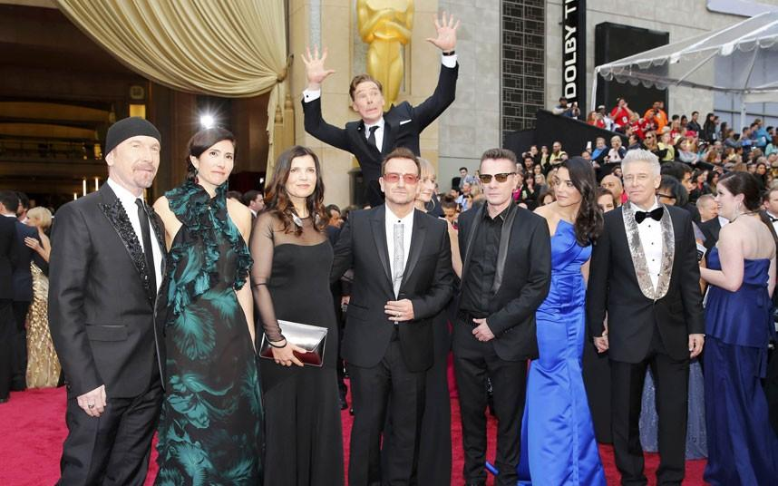 Movie Stars in the Flesh: The Live Red Carpet Oscars Event